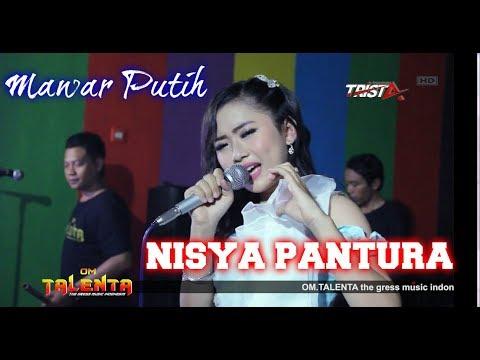 DIHAYATI !!!  MAWAR PUTIH  (Dangdut Koplo) Cover NISYA PANTURA - OM TALENTA