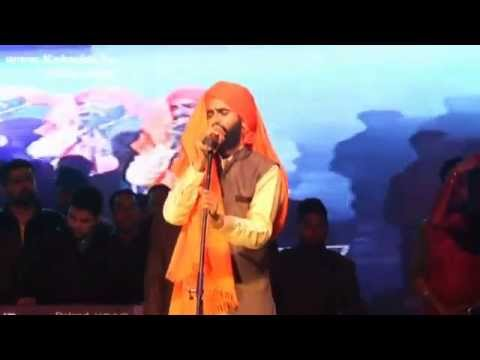 Kanwar Grewal Live at Pohlo Majra Kabaddi Cup 2014 Travel Video