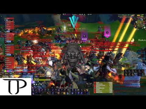 Warhammer Online Return of Reckoning - Defending Dragonwake - TUP WB 24.1.18