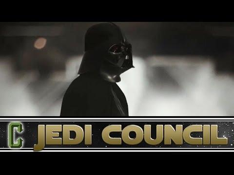 New Rogue One International Trailer - Collider Jedi Council