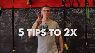 5 Tips To 2x Your Energy!
