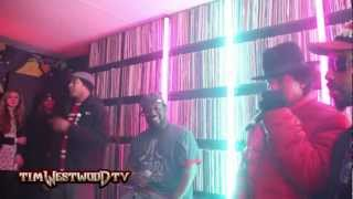 Bizzare Ride II The Pharcyde freestyle - Westwood Crib Session
