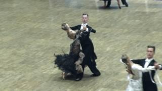 Dmitry Kaydan - Yana Burkova   R2 Tango   Saint-Petersburg Governor's Gup 2017