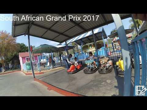 F1 Grand Prix: South Africa 2017 - Kyalami Race Track
