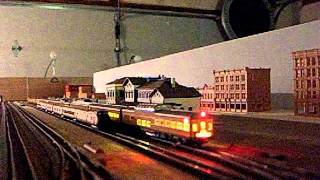 Streamlined Backshop Services N-Scale Kato City of Los Angles TCS FL4