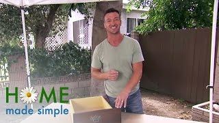 Fill in Furniture Scratches with This Kitchen Pantry Staple Home Made Simple Oprah Winfrey Show