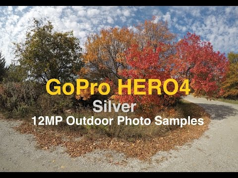 GoPro HERO4 Silver 12MP Photo Samples OUTDOOR