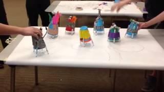 Make! Doodle Bot Art Show