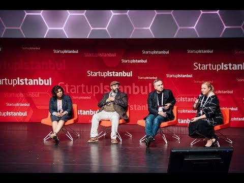Panel - Why Big Companies Can't Innovate - Startup Istanbul