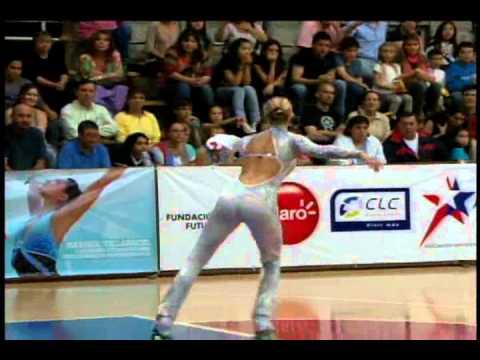 Presentación  Tanja Romano -Campeona Mundial