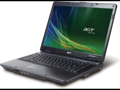 Ремонт ноутбука в Барселоне - Acer Extensa 7630 не включается