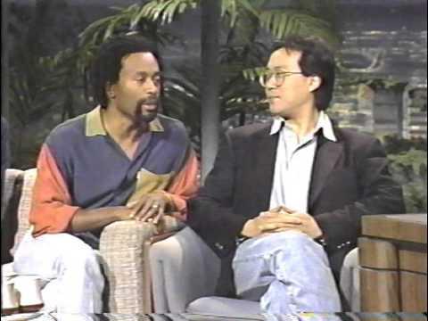Bobby McFerrin and Yo Yo Ma on The Tonight Show with Johnny Carson - January 15, 1992