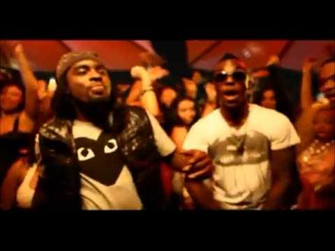 Waka Flocka ft Roscoe Dash & Wale-No Hands Official Video DIRTY