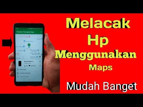 Hallow Gais... Berikut ini adalah tutorial mengetahui posisi HP yang Hilang secara real time dan Lok.