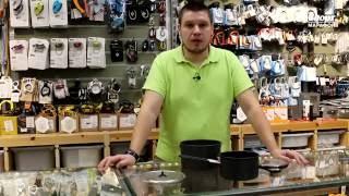 Набор посуды MSR Quick 2 Pot Set. Обзор