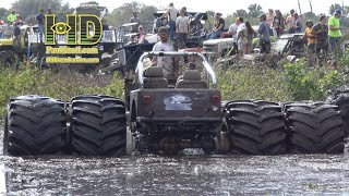 mega trucks gone wild 2016