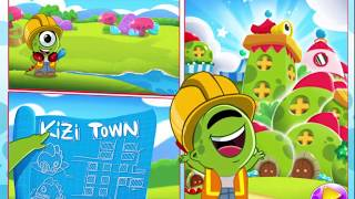 KIZI TOWN - TOWNHOUSE 1-5 GAME WALKTHROUGH