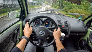 Volkswagen Lupo [1.0 MPI 50HP] | POV Test Drive #928 Joe Black