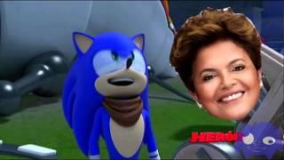YTPBR Sonic Lixo-Eggman sabe voar e Sonic ladrão!!!