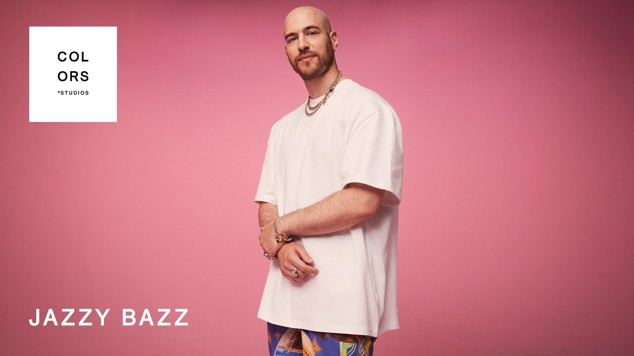 Jazzy Bazz - P-Town Blues   A COLORS SHOW