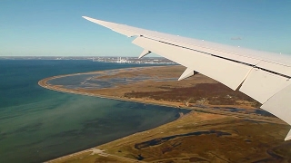 Air Canada 787-8 Dreamliner Toronto-Copenhagen Safety, Takeoff, Inflight, Landing, AC882