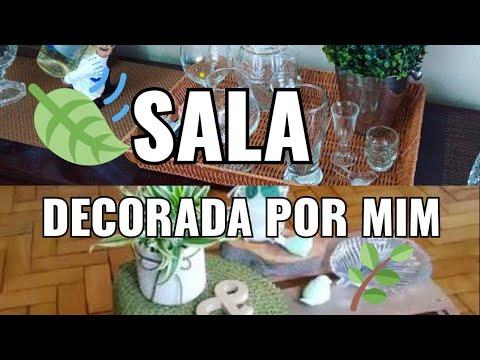 DECORAÇÃO DA SALA TOUR
