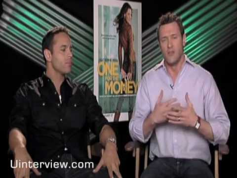 Jason O'Mara & Daniel Sunjata On 'One for The Money'