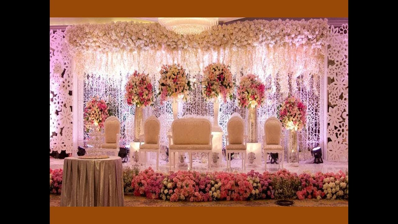 Champagne Rose Gold Theme All Rise Event Management Youtube