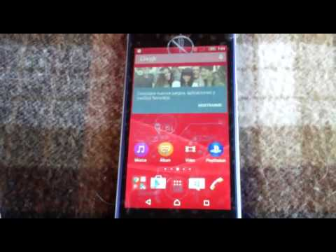 Sony Xperia z1 (C6903) Flickering/blinking Problem! -Aliexpress purchase-