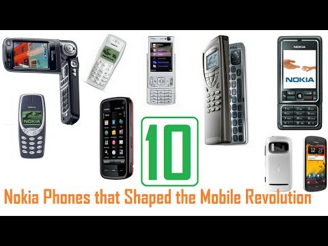 10 Nokia Phones that Shaped the Mobile Revolution | Nokia is back with a bang