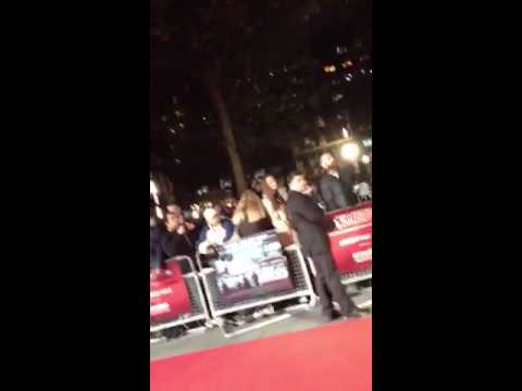 Argo Premiere Odeon Leicester Square London Red Carpet