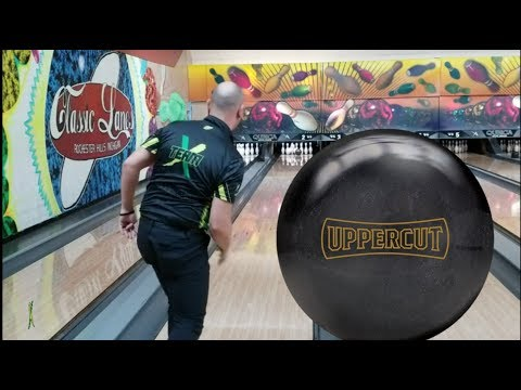Brunswick Uppercut | Full Uncut Review With Live Commentary