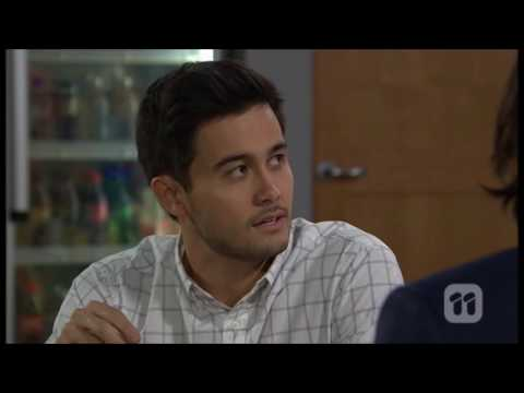 [Neighbours] 7650 Leo & David & Aaron Scene