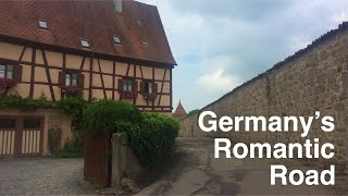Romantic Road Germany (Romantische Straße)