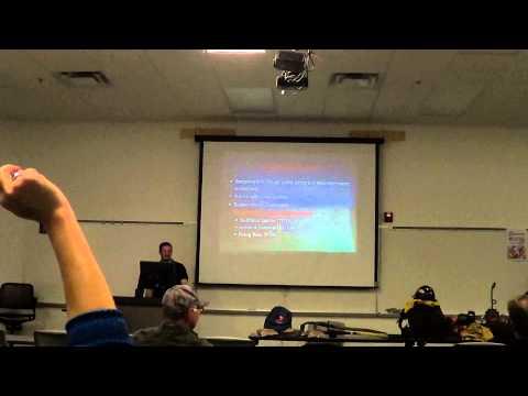 ENMU Ruidoso Forest Health Talk--Hot Shots--Part II