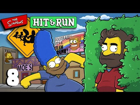 The Simpsons Hit and Run | Let's Play Ep. 8 | Super Beard Bros.
