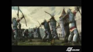 Knights of Honor PC Games Trailer - Knights of Honor Teaser
