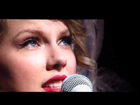 Taylor Swift - Last Kiss (Live at Raleigh, NC)