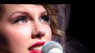 Taylor Swift - Last Kiss (Live at Raleigh, NC)