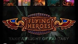 Flying Heroes (PC, 2000) Match Gameplay