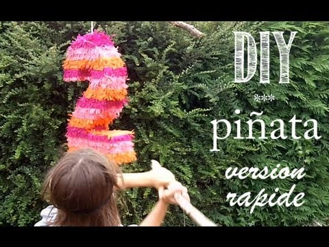 Diy tuto comment faire une pi ata version rapide youtube - Comment faire une bouture ...