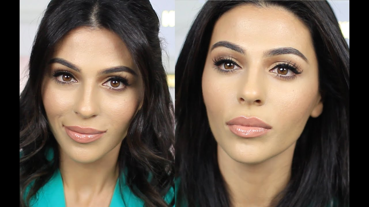 Get Ready With Me: Baby Shower | Get Ready With Me Makeup Tutorial | Teni Panosian