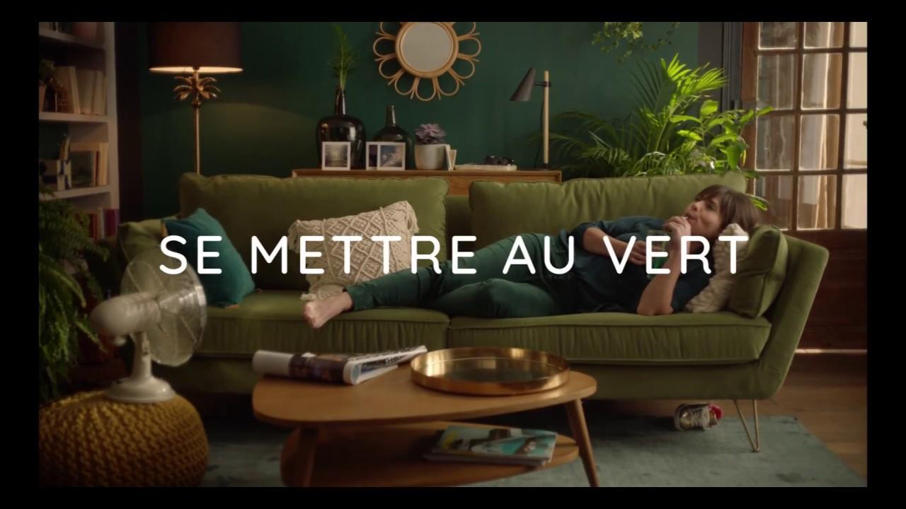 La Redoute Interieurs Paris la redoute - se mettre au vert