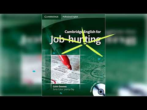 Cambridge English for Job Hunting Class Audio CD2