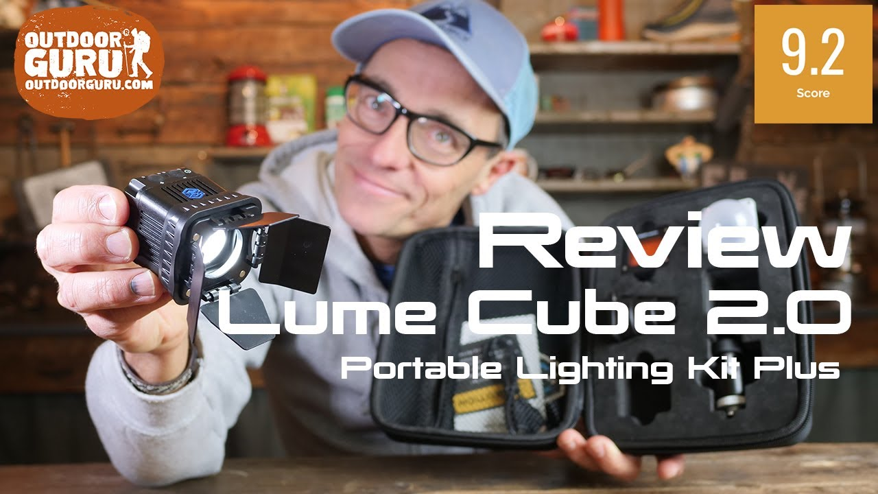 lume cube 2 0 portable lighting kit plus review why i love it