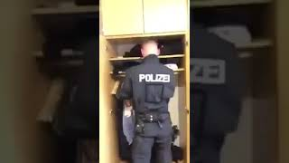 Polizisten singen Timo Werner ist ein h****