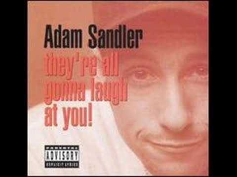 Adam Sandler- Toll Boo... Adam Sandler Youtube