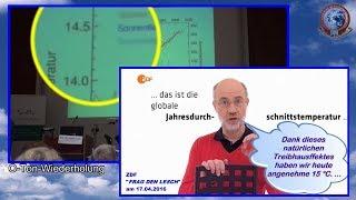 Warum HARALD LESCH ein Gauner, Schwindler und Scharlatan ist !! @ZDF #Faktenfinder