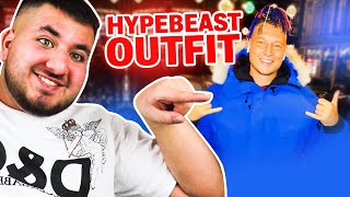LIL LANO UND SEIN HYPEBEAST DESIGNER OUTFIT 😱💸🔥 | OUTFIT REAKTION RAPPER EDITION| MAHAN