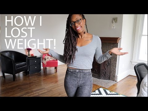 HOW I LOST WEIGHT | Britt's Space | Fitness Friday #1
